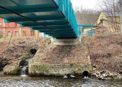 Brücke über die Gera in Arnstadt