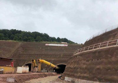 BAB A44 Tunnel Boyneburg