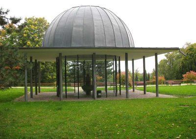 Trinkpavillion Kurpark Friedrichroda