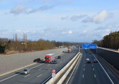 BAB A6 Schwabach West
