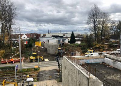 Fußgängerüberführung Baunatal