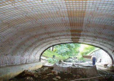 Sanierung Tunnel Bad Oelsnitz