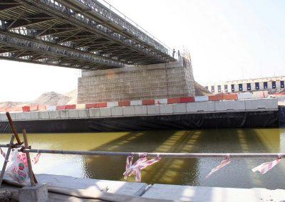 Brücke über Arabic Chanal Dubai