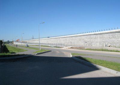 Stadtautobahn Riga