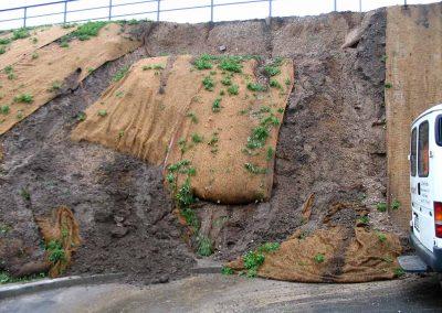 Schadensgutachten Erosion