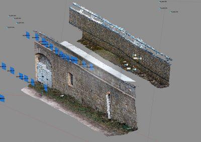 Drohnenbefliegung Bauwerksüberwachung DIN-1076